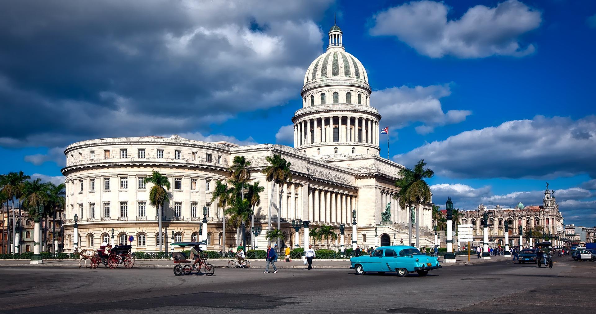 Kuba-REise Havanna