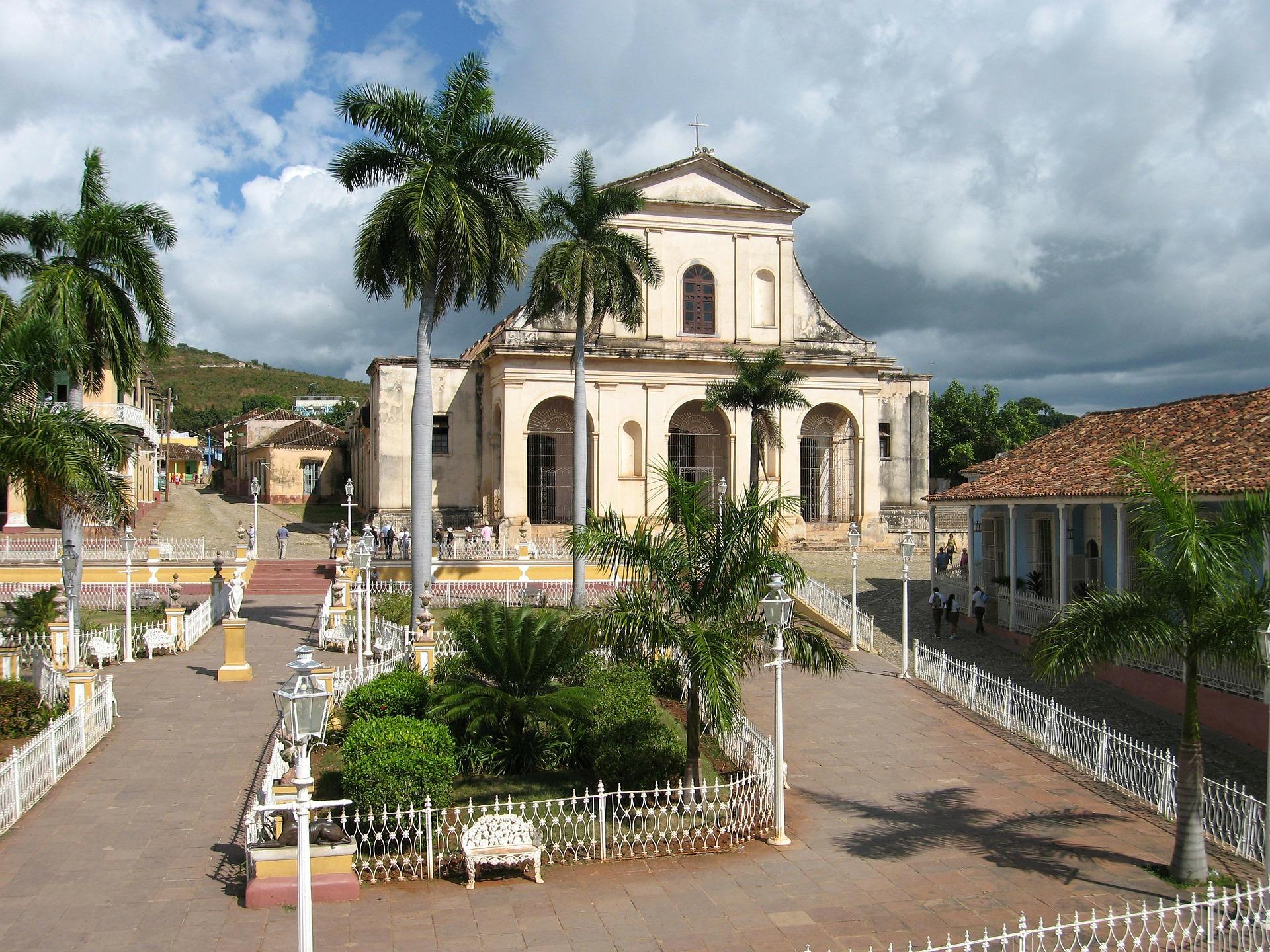 Kuba-Reise Trinidad